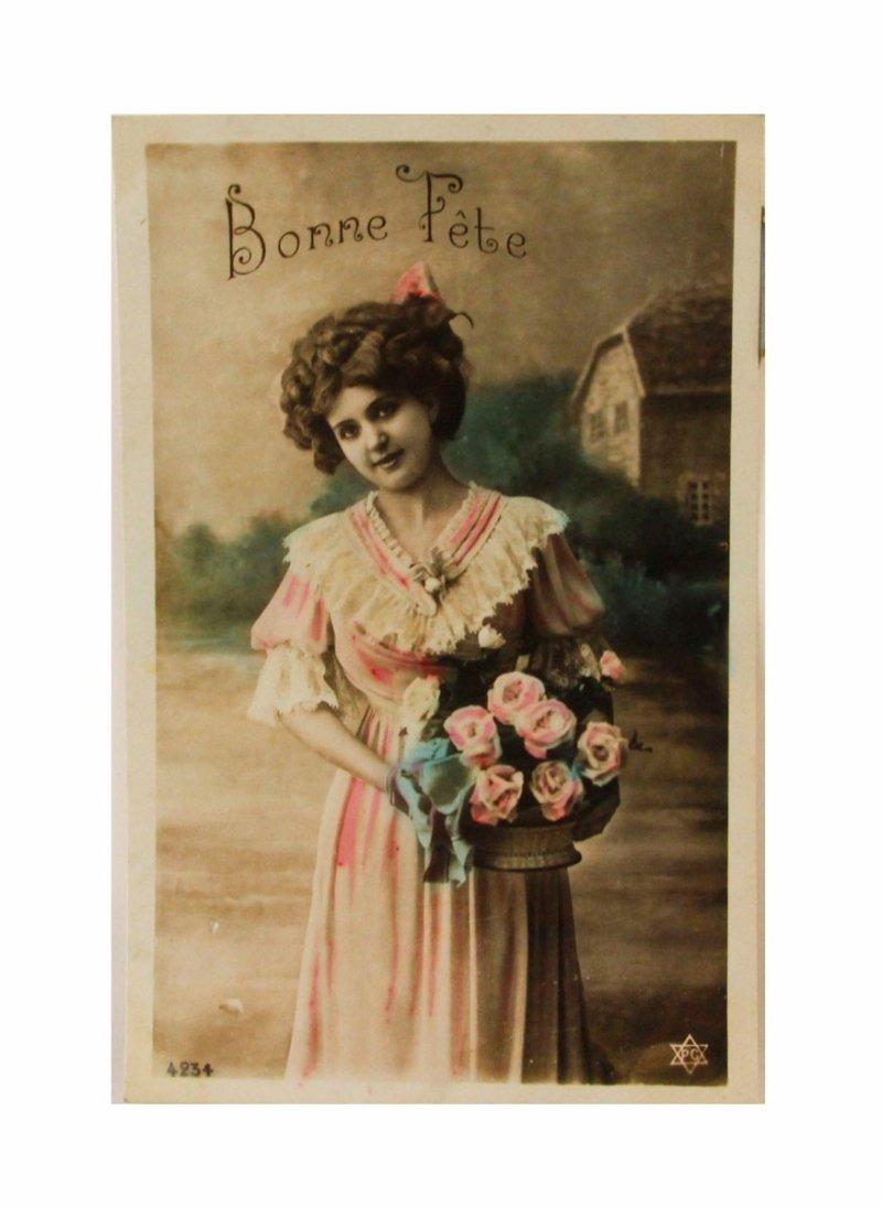 Стоимость открыток начала 20 века