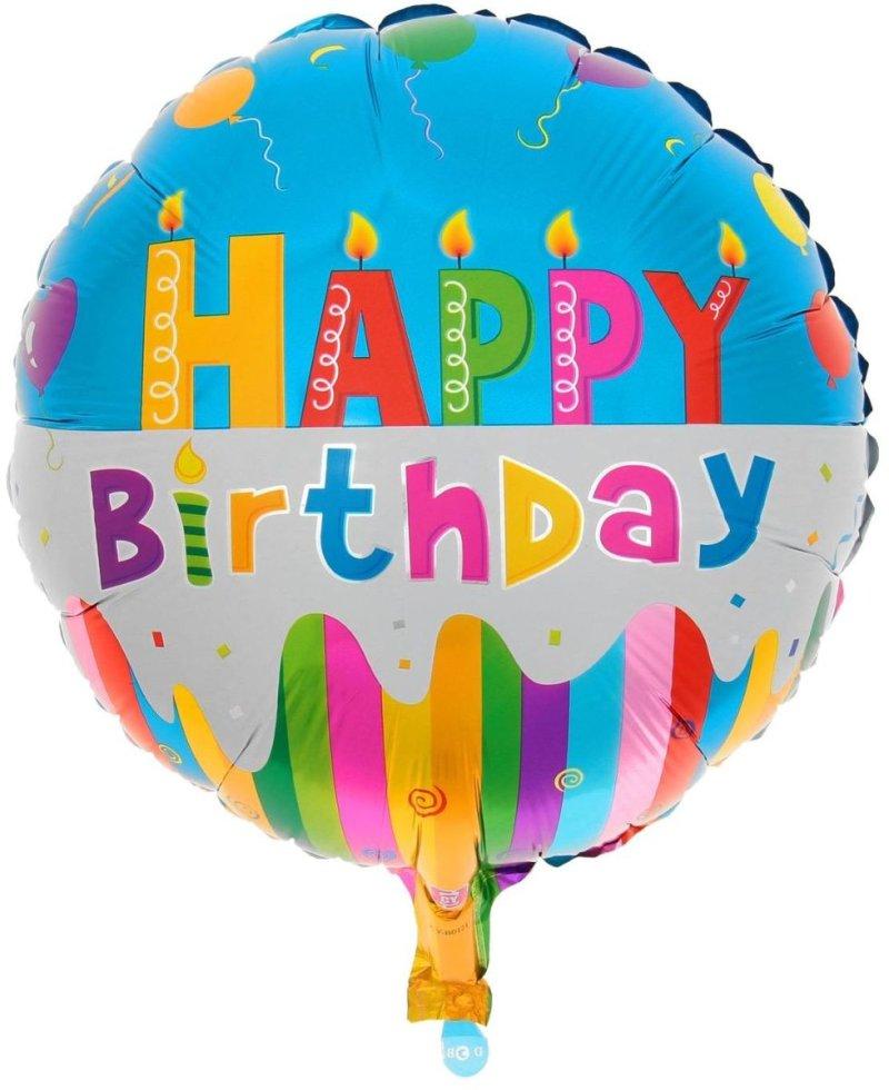 Картинки воздушных шаров с днем рождения, подожди немного прикольные