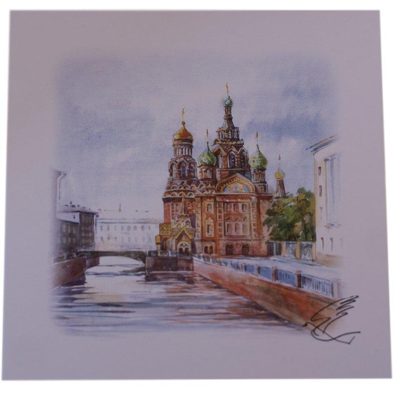 Печатать, открытки с видом санкт-петербурга