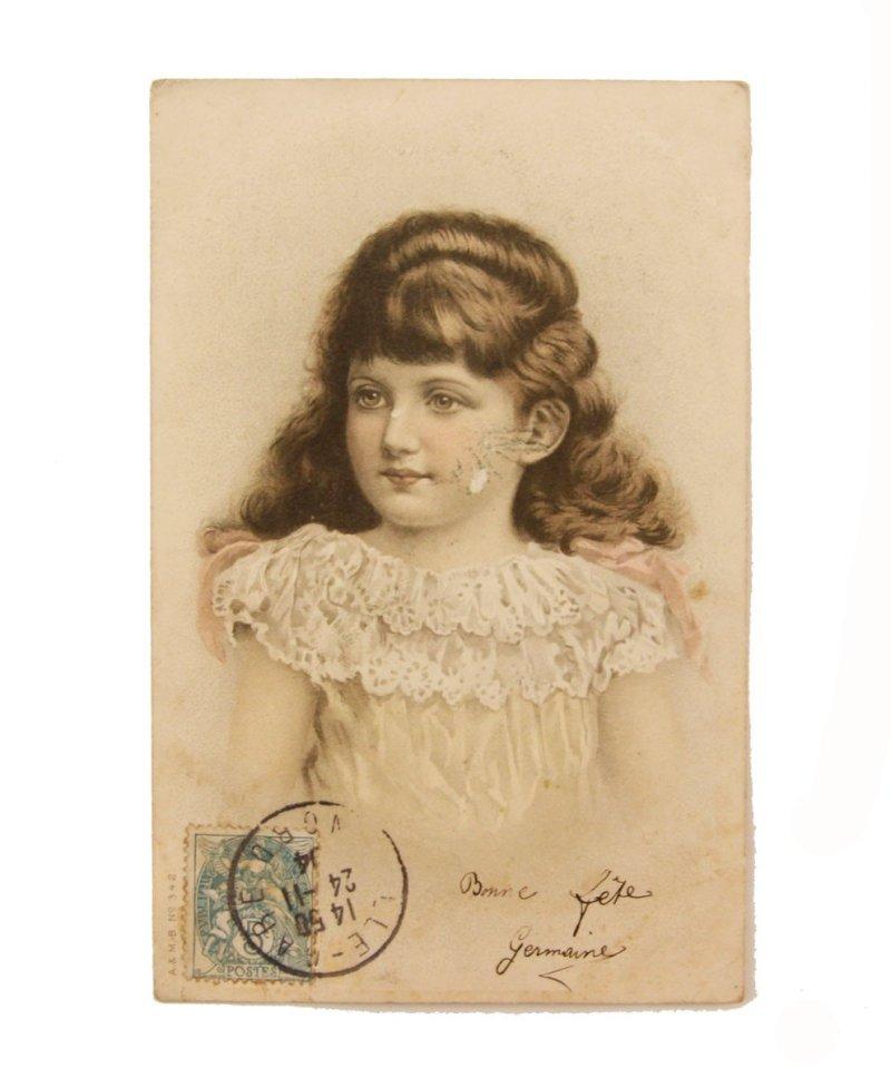 Для, каталог по открыткам 19 века
